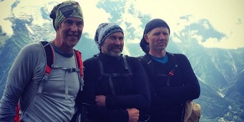 Day 12 – Les Houche to Chamonix