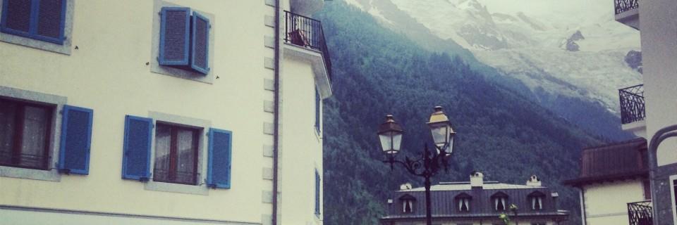 Day 0 – Chamonix