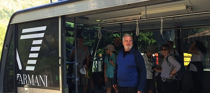 Day 7 – Couramayeur to Rifugio Elissabeta